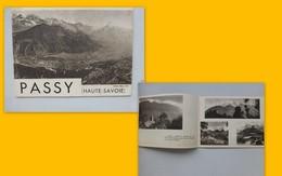 PASSY (74) Brochure Illustrée Vers 1950; L01 - Michelin (guides)