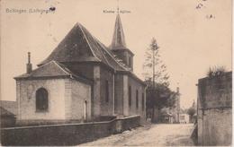 57 - BOULANGE - L'EGLISE - NELS SERIE 123 N° 6 - Other Municipalities