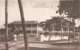 Côte D' Ivoire . Grand Bassam . La Résidence Du Gouverneur . - Côte-d'Ivoire