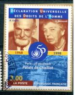 France 1998 - YT 3209 (o) Sur Fragment - France