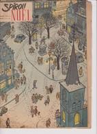 Spirou  N°923-  22 Decembre 1955 - Spirou Magazine
