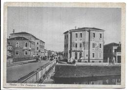 Mestre (Venezia). Via Cristoforo Colombo.. - Venezia