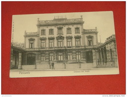 PERUWELZ  -    Château  Edmond Petit - Péruwelz