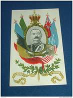 SERBIE -  SERBIA  -  Roi Pierre 1er De Serbie   - Carte Nelson - Familles Royales