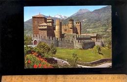 FENIS Valle D'Aosta : Castello Di Fenis Castle Chateau - Italia