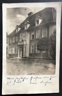 Fotokarte Gestempelt In Kitzingen Wohnhaus - Kitzingen
