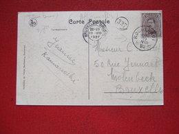 2c ALBERT 1ER - OBLITERE : ROCHEHAUT - Voir Les Scans... - 1915-1920 Albert I