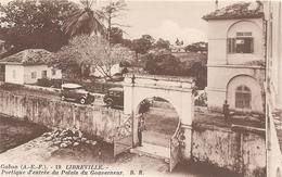 Gabon . Libreville . Portique D'entrée Du Palais Du Gouverneur . - Gabon