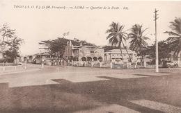 Togo . Lomé . Quartier De La Poste . - Togo