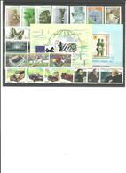 GUINEA ECUATORIAL- Todos Los Sellos Del Año 2003 Nuevos Sin Fijasellos (según Foto) - Guinea Ecuatorial