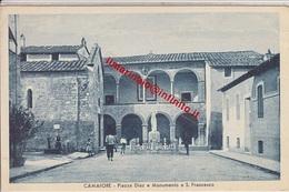 ** CAMAIORE.- P.za DIAZ .-** - Lucca