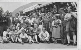 AK 0267  KDF Fahrt ( Bus ) - DAF ( Deutsche Arbeitsfront ) Um 1936 - Buses & Coaches