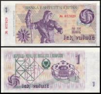 Albania 1992 1 Leke UNC P48A - Albanië