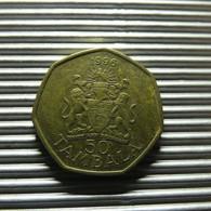 Malawi 50 Tambala 1996 - Malawi