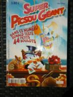 Super Picsou Géant N°111/ Disney, Septembre 2002 - Other