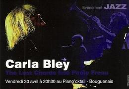 Carla BLEY à Bouguenais - Artistes