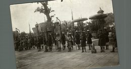 COCHIN CHINA ROYAL GUARD HIS MAJESTY KING OF ANNAN   INDO CHINE ASIA  17*12 CM Fonds Victor FORBIN 1864-1947 - Fotos