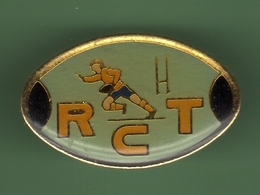 RUGBY *** RCT *** 1019 - Rugby