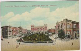 ATHENES ( GRECE ) - Place De Ludovicon - Griekenland