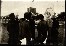 L'EMPRUNT DE LA DÉFENSE NATIONALE INDO CHINE ASIA  18*13 CM Fonds Victor FORBIN 1864-1947 - Fotos