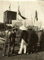 L'EMPRUNT DE LA DÉFENSE NATIONALE INDO CHINE ASIA  17*12 CM Fonds Victor FORBIN 1864-1947 - Lugares
