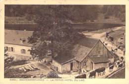 68 - SCHIESSROTHRIED : La FERME HOTEL DU LAC - CPA  - Haut Rhin - Other Municipalities