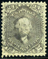 US #78  Used VF  1862 Issue - Used Stamps