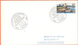 GERMANIA - GERMANY - Deutschland - ALLEMAGNE - 1992 - 60 2000 Jahre Koblenz + Special Cancel Sandhausen 100 Jahre Kaiser - Storia Postale