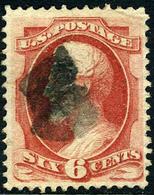 US #148 USED VF/XF ... 1870 Issue - 1847-99 Emissioni Generali