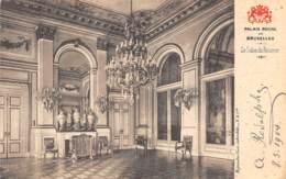 Palais Royal De BRUXELLES - Le Salon Du Penseur - Monuments, édifices