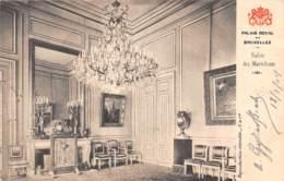 Palais Royal De BRUXELLES - Salon Des Maréchaux - Monuments, édifices