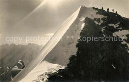 13535190 Gspaltenhorn Gipfelgrat Gebirgspanorama Berner Alpen Gspaltenhorn - BE Bern