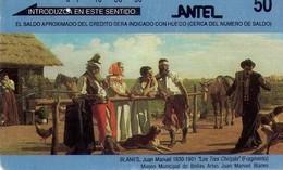 TARJETA TELEFONICA DE URUGUAY, TAMURA, TM17 (025) - Uruguay