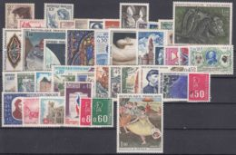 France Mint Never Hinged (sans Charnieres) Lot - Unused Stamps