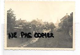 72 DOMFRONT SOLDATS ALLEMANDS   1940 - Autres Communes