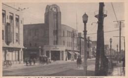Hokodate Japan, West Of Suehirocho Street Scene, C1910s Vintage Postcard - Japan