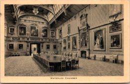 Tucks Windsor Castle Waterloo Chamber - Tuck, Raphael