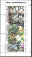 2861  Owls - Butterflies - El Salvador Yv 1260-69 - MNH - 2,85 (8) - Owls