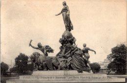 France Paris Le Triomphe De La Republique - France