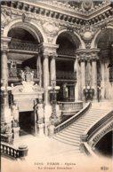 France Paris Theatre National De L'Opera Le Grand Escalier - Petits Métiers à Paris