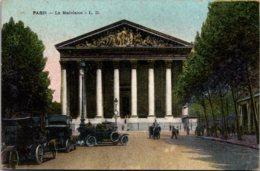 France Paris La Madelaine 1922 - France