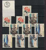 Japan 2015.10.09 International Letter-Writing Week (used)⑤ - Used Stamps