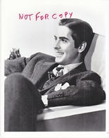 TYRONE  POWER  SILVER SCREEN  STAR  Unsigned  STUDIO  PHOTO - Autographs