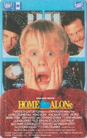 Télécarte Japon / 110-011 - CINEMA Film - HOME ALONE - Movie Japan Phonecard - KINO Telefonkarte -  11326 - Cinéma