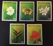Papua New Guinea  - MNH** - 1997 - # 928/932 - Papouasie-Nouvelle-Guinée