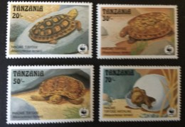 Tanzania - MNH** - 1993 - # 1004/1007 - Tansania (1964-...)