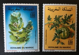 Morocco - MNH** - 1988 - # 661/662 - Marokko (1956-...)