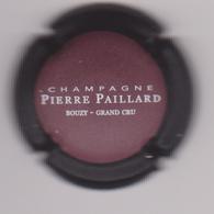 Capsule Champagne PAILLARD Pierre ( 6 ; Bordeaux Mat Contour Noir Mat ) {S26-19} - Champagne