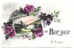 Langres Un Bonjour De Langres - Langres