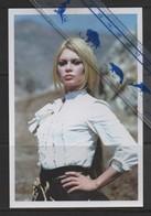 19/6 Brigitte Bardot Chanteuse Cinema Babe Pin-up Femme - Artistes